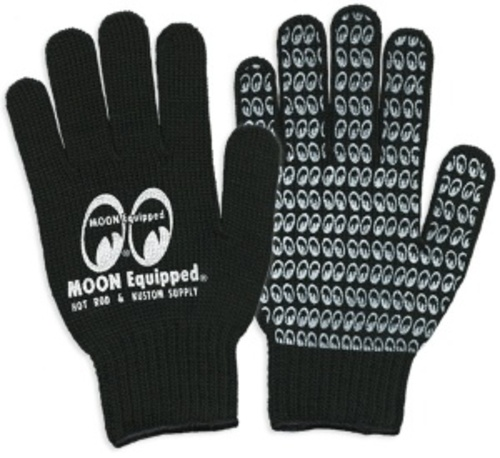 MOON Equipped Work Glove [ MG603BK ]