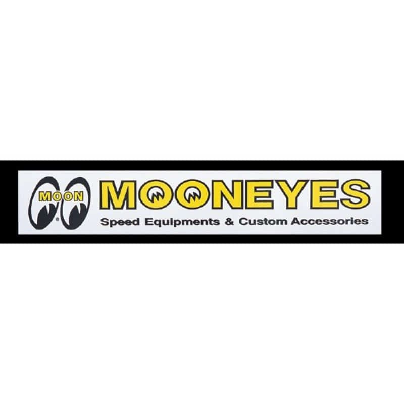 MOONEYES Bumper Sticker [DM070]