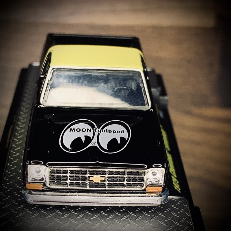 MOONEYES DIECAST LIMITED