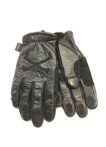 CROSSBONE RIDING GLOVE ( L )