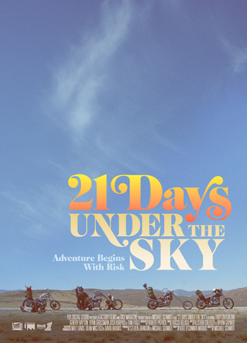 21days Under The SKY ! [ DVD-MOVIE ]