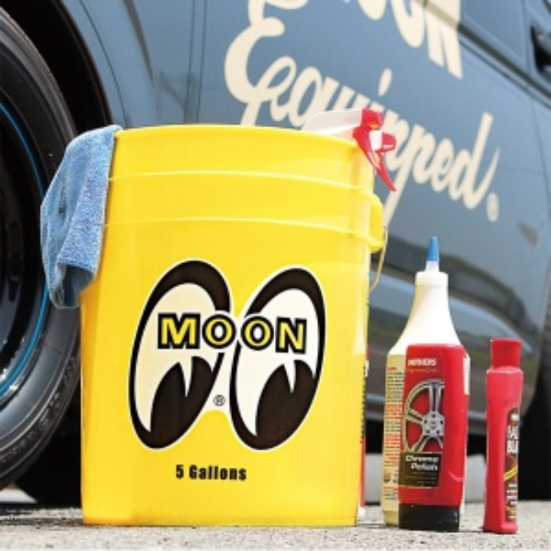MOON Bucket (5 Gallons) Yellow [MG701YE]