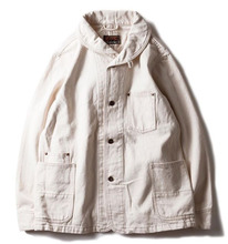 WORKERS JACKET (IVORY)