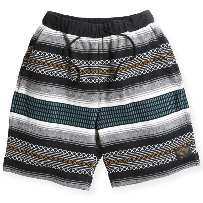 OUTLAW RUG SHORT PANTS (NGT KNIT)