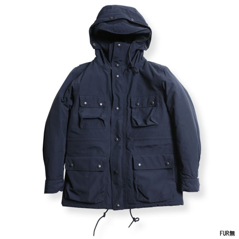 CLASSIC MOUTAIN RIDERS JKT (BLACK)