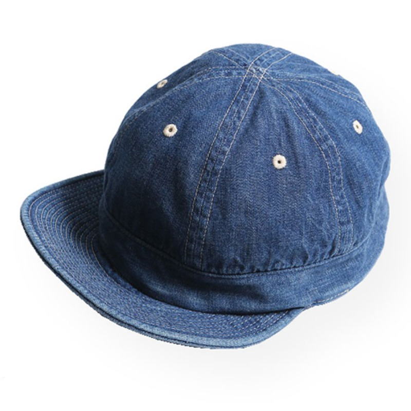 "ARMY CAP ""WASHED BLUE"""
