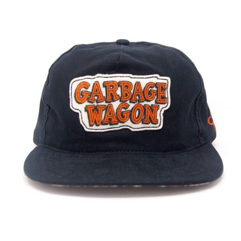 GARBAGE WAGON x The Ampal CRATIVE Ltd CAP